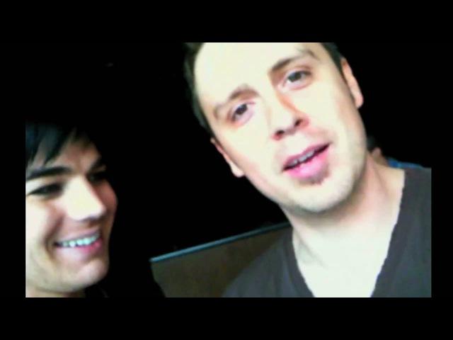 Btj Video (19) Adam Lambert wants a burrito;)