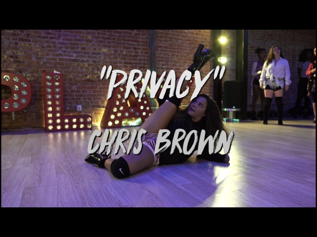 Chris Brown - Privacy   Nicole Kirkland Choreography (Playground Version) PRIVACYCHALLENGE