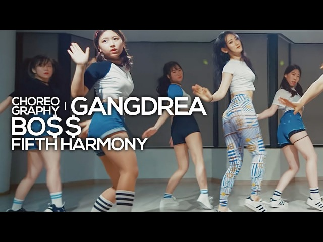 Fifth Harmony - Bo$$(boss) (Remastered) : Gangdrea Choreography