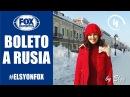 Fox Deportes con Elsy l Boleto a Rusia l Argentina