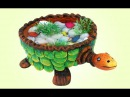 Best Out of Waste Plastic Ball Craft Ideas How to Reuse Old Things DIY Home Decor Clay Crafts