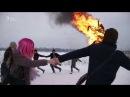 В Петербурге на Масленицу сожгли чучело выборов