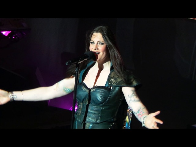 Nightwish - The Greatest Show on Earth (Decades Tour 31318 Lyric Baltimore, MD)