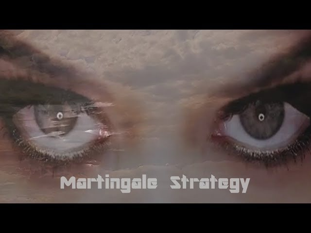MARTINGALE STRATEGY by TOMIRIS TENGRI