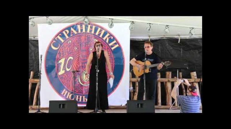 Мария Булат и Борис Вайханский - Куплеты о хорошем настроении