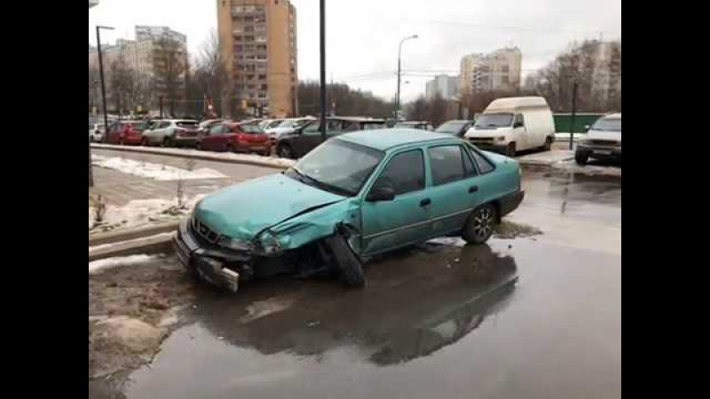 Брошенные авто Москвы - лучшее декабрь 2017 abandoned car