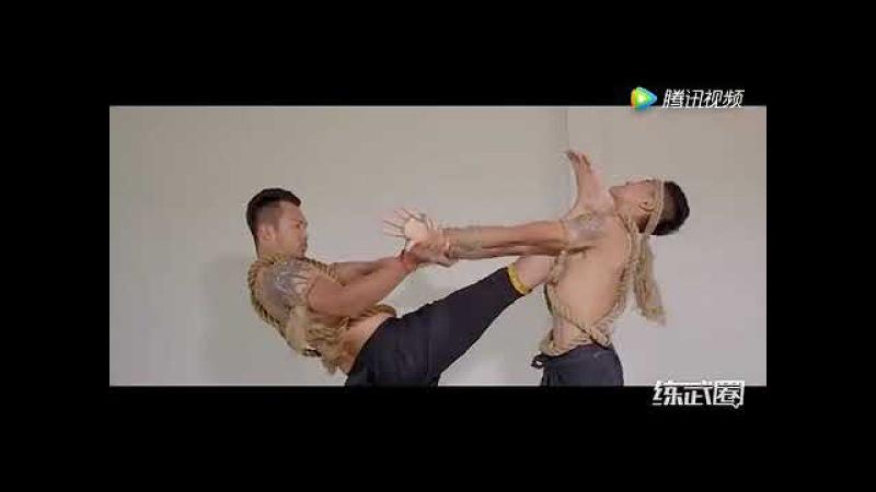 30招古高棉拳格斗技术!太狠了!