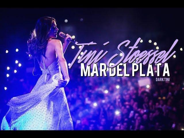 Tini Stoessel Full Show in Mar Del Plata AcercArte 15 1 2018
