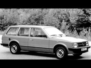 Opel Kadett Caravan 3 door D '1979–84