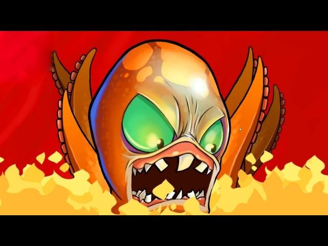 Octogeddon 2 | Осьминог в ЯРОСТИ | Упоротые Игры
