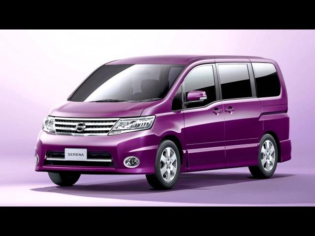 Nissan Serena Highway Star CC25 12 2008–10 2010