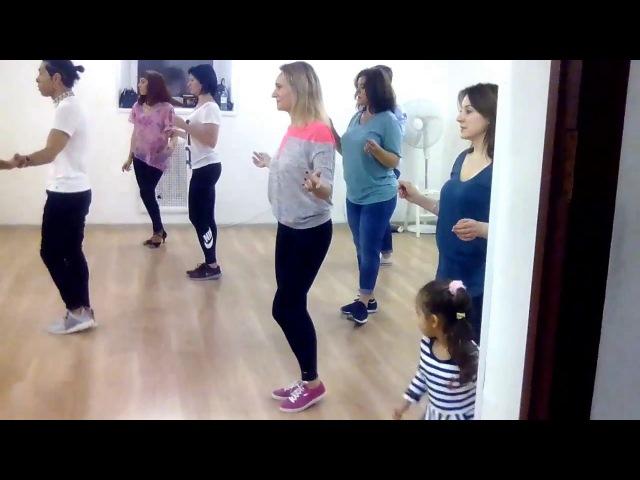 Доминиканская бачата в Школе танцев Чино: первые футворки » Freewka.com - Смотреть онлайн в хорощем качестве