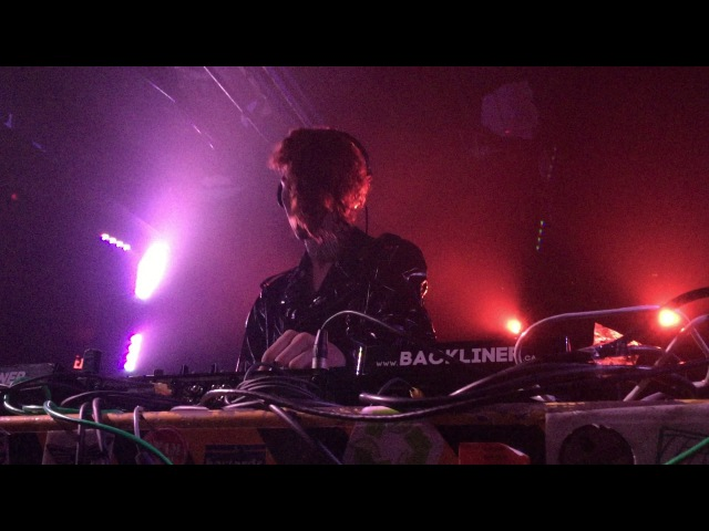 SOPHIE Live at the Hoxton 2016