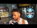 André fala sobre sua chegada no Grêmio