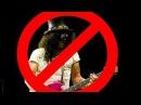 Slash não toca NADA so muleque gosta