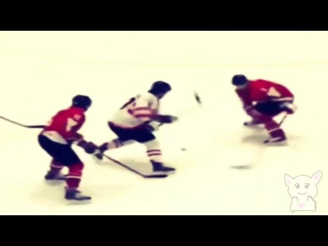 Самые красивые голы и финты в хоккее Спорт №33