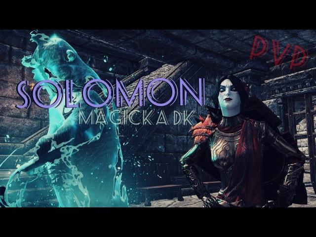 ESO Magicka DK PvP SOLOMON | Билд [Dragon Bones]