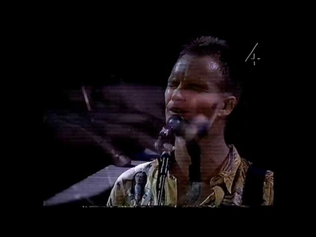 Sting Live in Oslo 1993 (Sumners tales Tour)