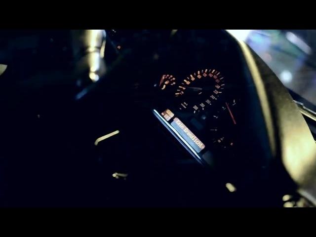 BMW E34 M5 Night Drive ✵ Блатной басота ✵