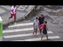 Ladrões tentando roubar - Rio de Nojeira