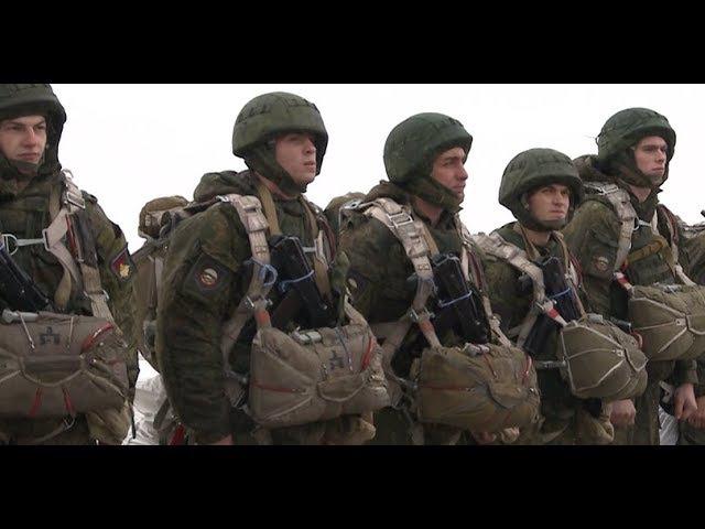 На Кубани проходят совместные учения спецназа России и Беларуси