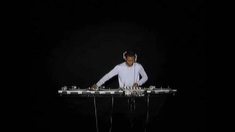 Jeff Mills 100% Vinyl Purpose Maker Mix (Full Videoset) Live