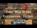 Танковые клинья в Total War Arena