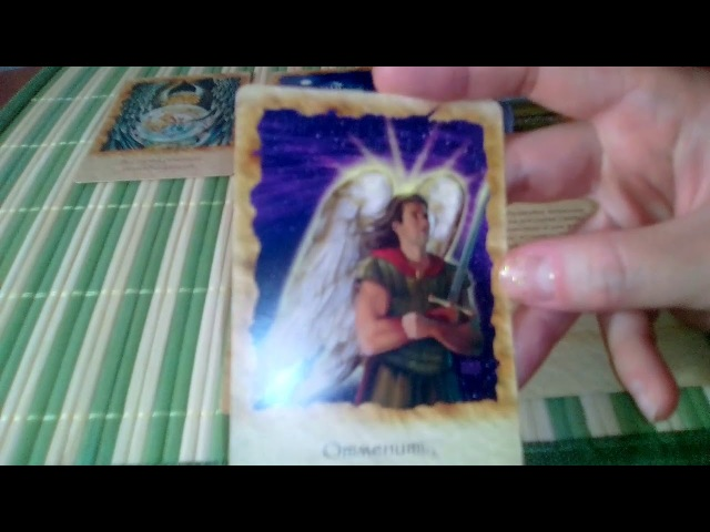 Расклад на апрелъ 18 года Совет ангелов хранителей