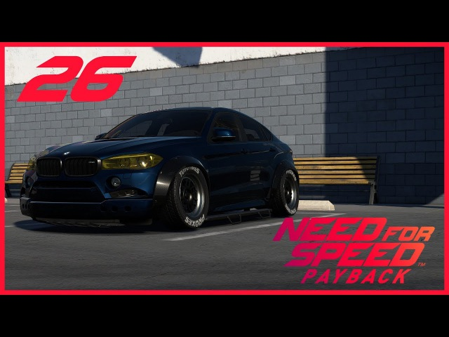 Сумасшедший Хольцман | Need For Speed: Payback - №26