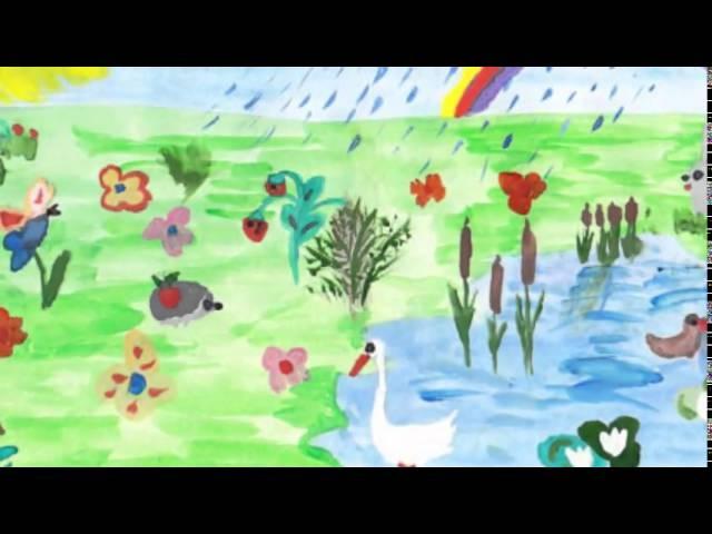 Стихотворение Виталия Сундакова «Ждём с дождём»