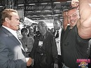 Алексей Шабуня о встрече с Arnold Schwarzenegger on Arnold Classic
