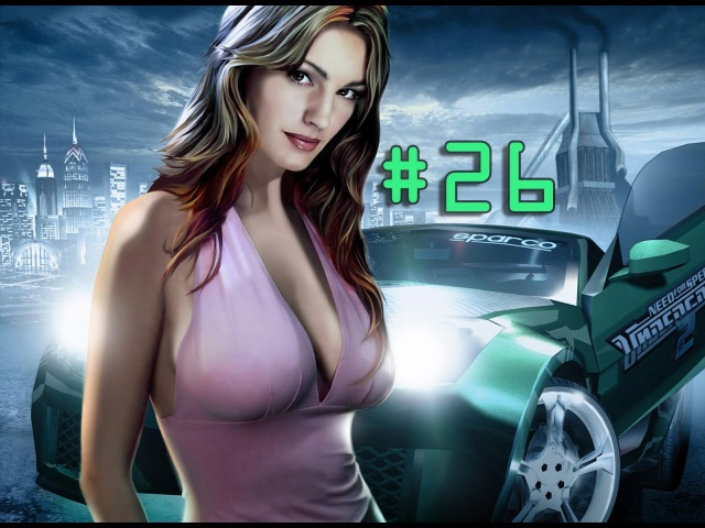 Need For Speed: Underground 2 - Walkthrough Part 26 (PC)