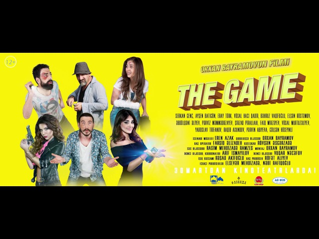 THE GAME OFFİCİAL TRAİLER 2 Новый Азербайджанские фильмы