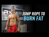 How to Burn Fat By Jumping Rope - Full Workout