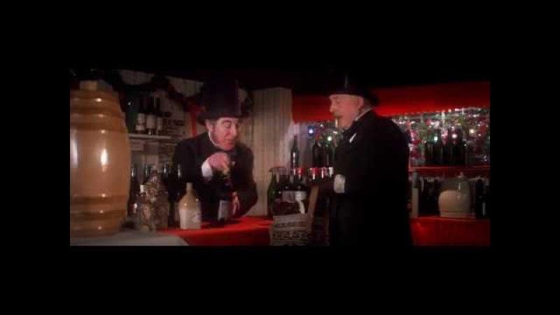 Фэнтези «Скрудж» (Чарльз Диккенс «Рождественская песнь в прозе») / Scrooge 1970