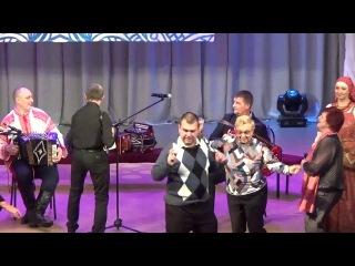 Первый всероссийский фестиваль любителей гармони! Гармонь для всех.(4 часть).