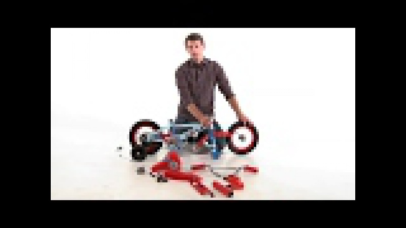 Hướng dẫn tháo ráp xe đạp cho trẻ - Set Up Kids Bikes
