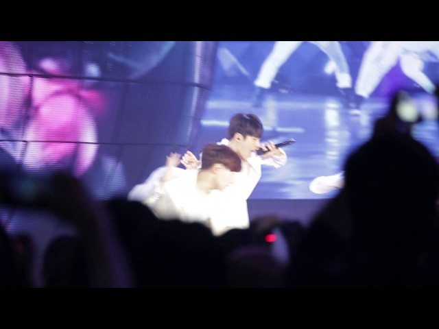 150327 INFINITE at HKAMF - Destiny (mainly MyungYeol)