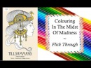 Tillsammans by Hanna Karlzon | Colouring Book Flip Through