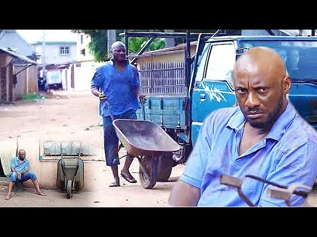 POOR AND HOMELESS SON OF A RICH MAN {YUL EDOCHIE} - LATEST NIGERIAN MOVIES 2018 NIGERIA MOVIE