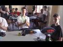 Rubik's Cube World Record Feliks Zemdegs 4 59 seconds
