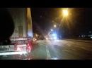 Авария на выезде из Тосно, в сторону Санкт-Петербурга