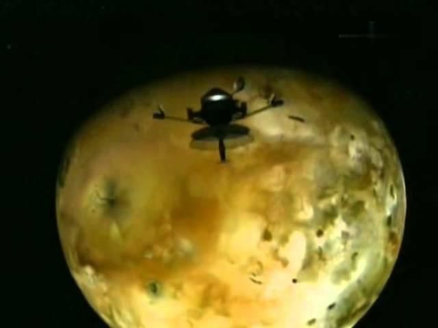 Космическая экспедиция (69 серия) Юпитер rjcvbxtcrfz 'rcgtlbwbz (69 cthbz) .gbnth
