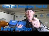 Best Motorcycle &amp Harley Emergency Roadside Tool Kit-CruzTools Roadtech-Review by Bikers