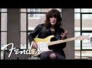 Tyler Bryant Demos The '50s Stratocaster® American Original Series Fender