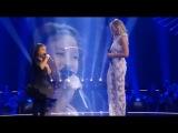 Celine Tam &amp Helene Fischer - Amazing DUET! You Raise Me Up Die Helene Fischer Show 2017