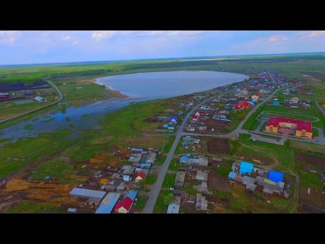 озёра Бердюжского района,часть 2 - проект Новая высота
