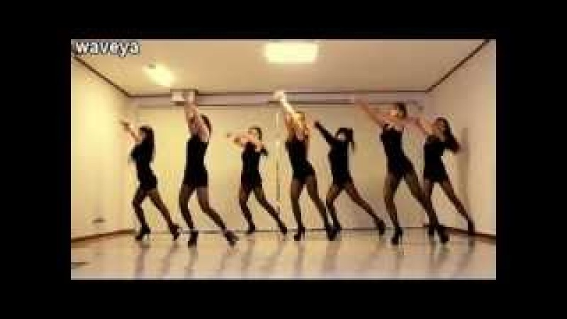 Waveya choreography by Ari (웨이브야) ★madonna Girl Gone Wild sexy dance
