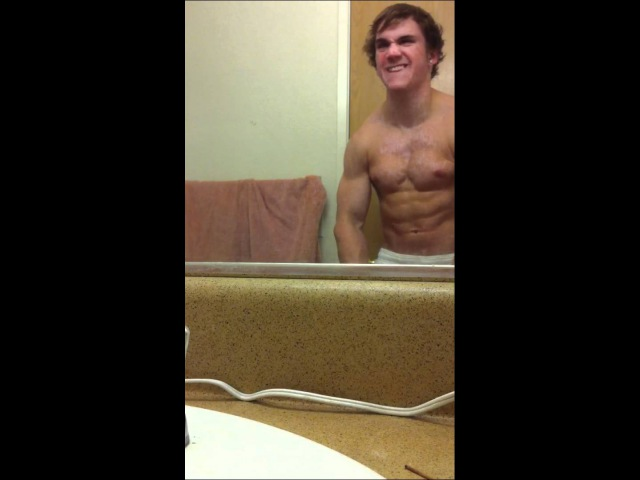 15 yr old bodybuilder