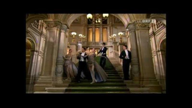 1/6 New Year's Concert 2011 Vienna Polka Mazur with ballet (Aus der Ferne) Joseph Strauß op. 270